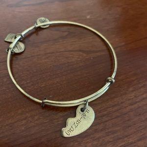 Alex & Ani Best Friend Bracelet